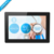 YC-102P 10 inch Android 6.0 POE Tablet rj45 OEM PC Reclame Display 1.6 ghz