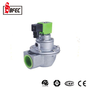 Air pneumatic pulse check valve for bag dust filter