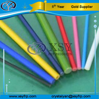 Hot Sale Flexible Solid Fiberglass Reinforced Plastic FRP Colorful Rod