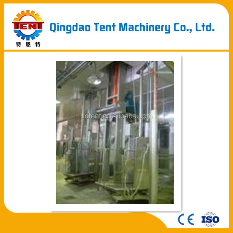production line slaughterhouse equipment cattle slaughter machine line
