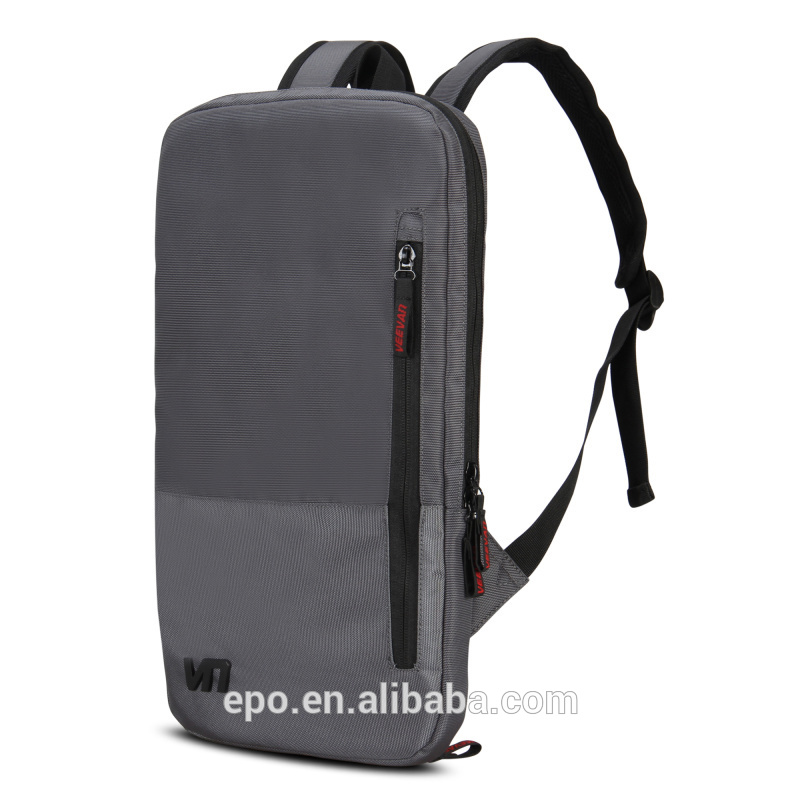 Grey Polyester China Laptop Bag,Ultra Slim 17.5 Inch Waterproof ...