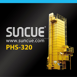 SUNCUE PHS-320B Biomass Efficiency Circulating dryer (for Paddy, Rice, Wheat, Sorghum, others )