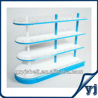 Very Popular RD-A11 Priced Supermarket Shelving Price / Wire Mesh Supermarket Display Units