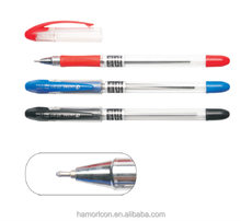 2017 simple bulk thin bic stick ballpoint pens
