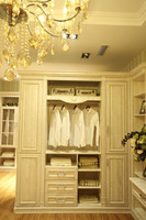 Shandong XINBIYUAN High Quality Luxury Solid Wood Wardrobe Bedroom Furniture