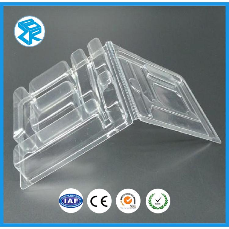 Hot Sale Plastic Shoes Blister Standard Packing Box For Pearl Necklace