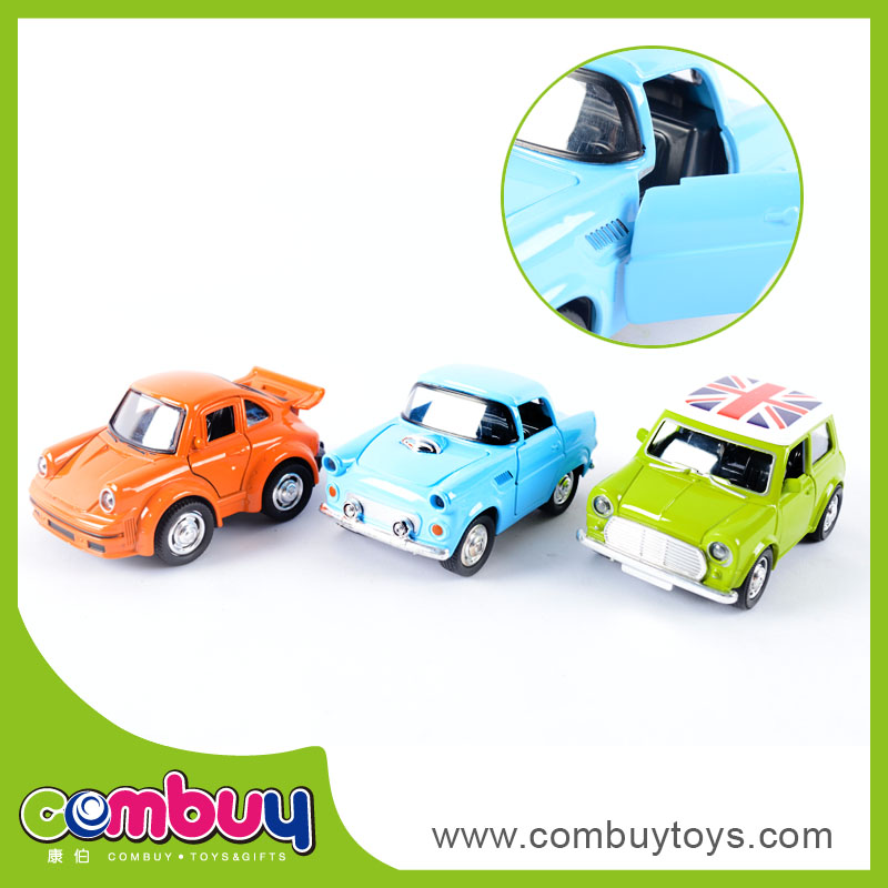 Newest 1:38 small light and music diecast model die cast toy cars