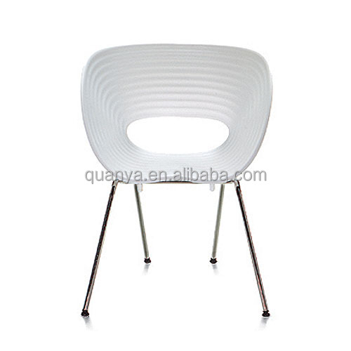 modern promotional Tom vac chair armrest dining chairs