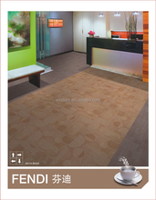 Most Popular Static Protection heavy commercial 50x50 cm tile carpet