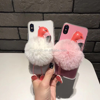 Cute Unicorn Case for iPhone X Case For