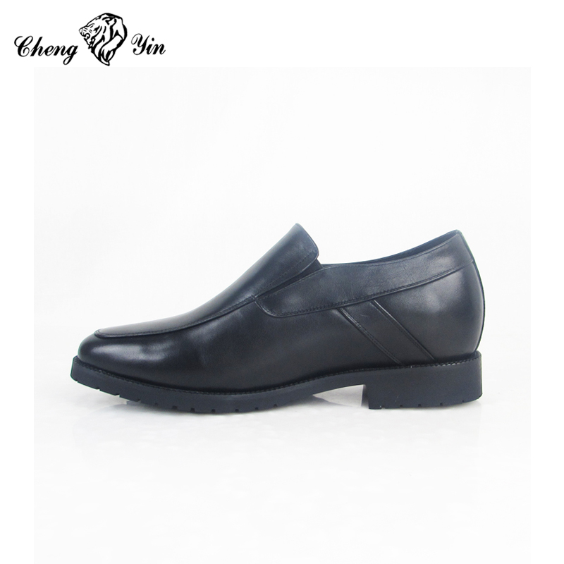 Increasing Height Shoes Men Black for Elevator Wholesale UPT6qxAwA