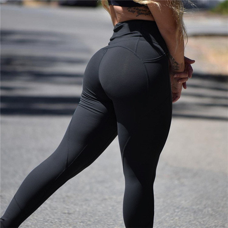 NEW sports women leggings custom Workout Gym Yoga leggings wholesale