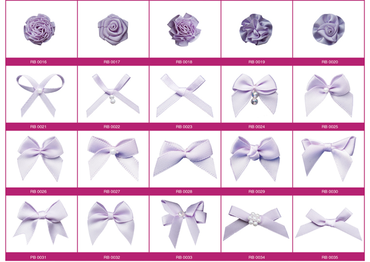 different styles of hair bows real touch ribbon bow ribbon flower 9734