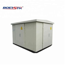 Custom Made Complete Transformers Package Substation Lifting Lugs Outdoor Ground