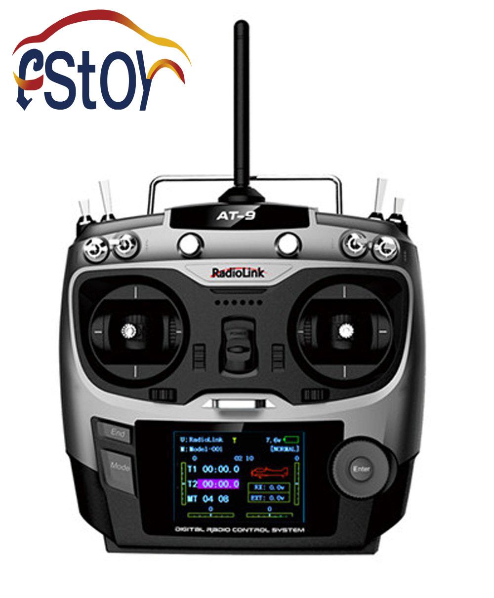 Radiolink AT9 2.4GHz 9 Channel Transmitter and Receiver ...  Radiolink AT9 2...