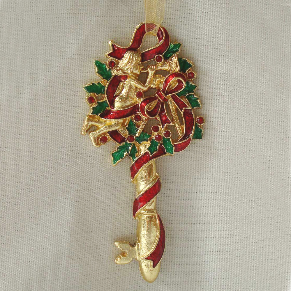 Christmas Key Ornament, Christmas Key Ornament Suppliers And Manufacturers  At Alibaba
