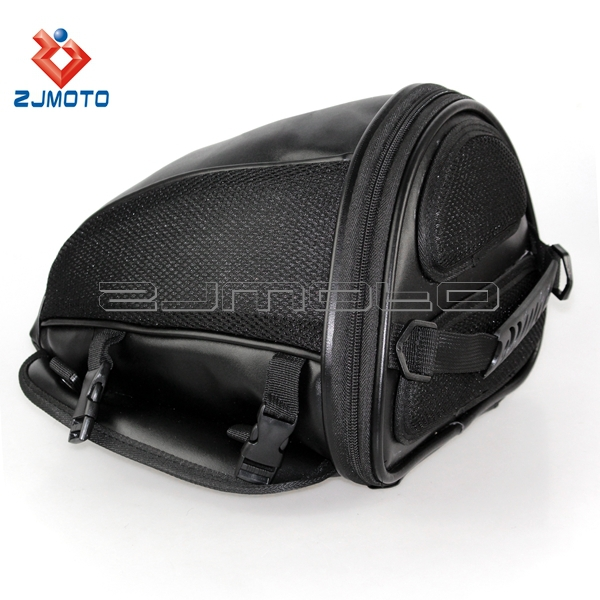 Zjmoto Motorcycle Seat Bag Streetfighter Tail Bags Streetbike Tail