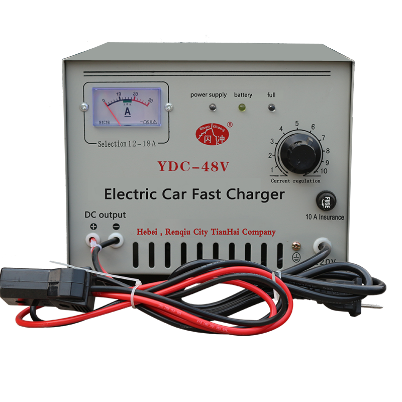 Fast Enameled Wire Tricycle Golfcart Battery Charger