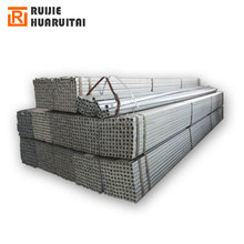 gi structure square steel pipe mild steel gi square hollow sections galvanized cold rolled steel tube