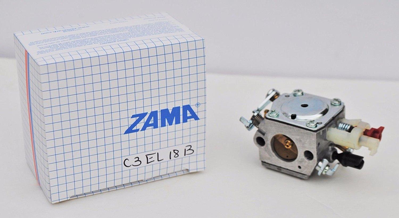 Genuine Oem Zama C3-el18 Carburetor Husqvarna 340 345; 346xp; 350; 353 Chainsaw