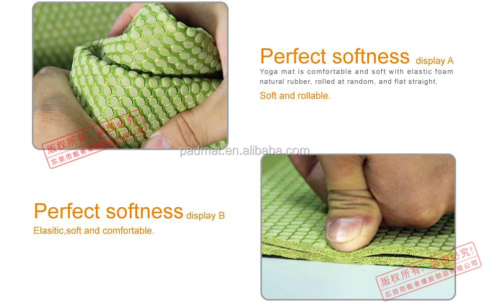 Pro 1 4 Quot Thick Premium Latex Free Non Slip Yoga Mats Eco