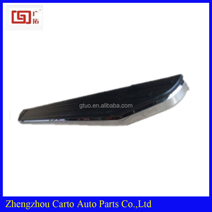 Hot sale Car Parts and Auto Accessories Running Board Side Steps for For Hover H3 china auto accessories