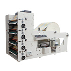 HSR-950 4 color flexographic printing machine