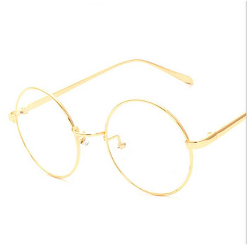 85a98cc4b7 NEW korean retro full rim gold eyeglass frame nerd thin METAL PREPPY STYLE  vintage spectacles round
