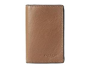 Cheap coach business card find coach business card deals on line at get quotations coach leather bifold card case box set dark saddle credit card wallet colourmoves