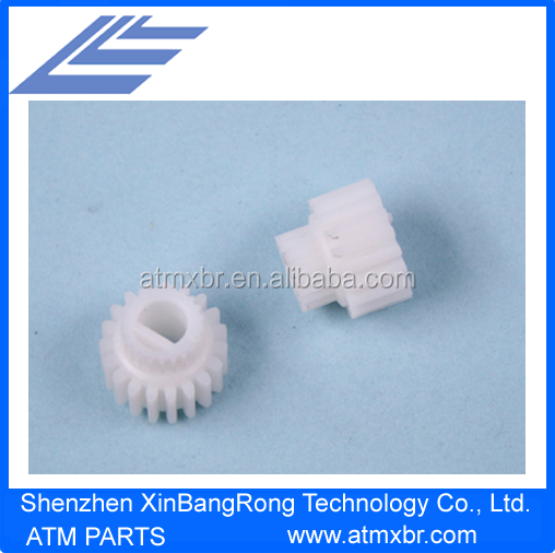 ATM parts Hitachi BV19(22) tooth double D-hole gear
