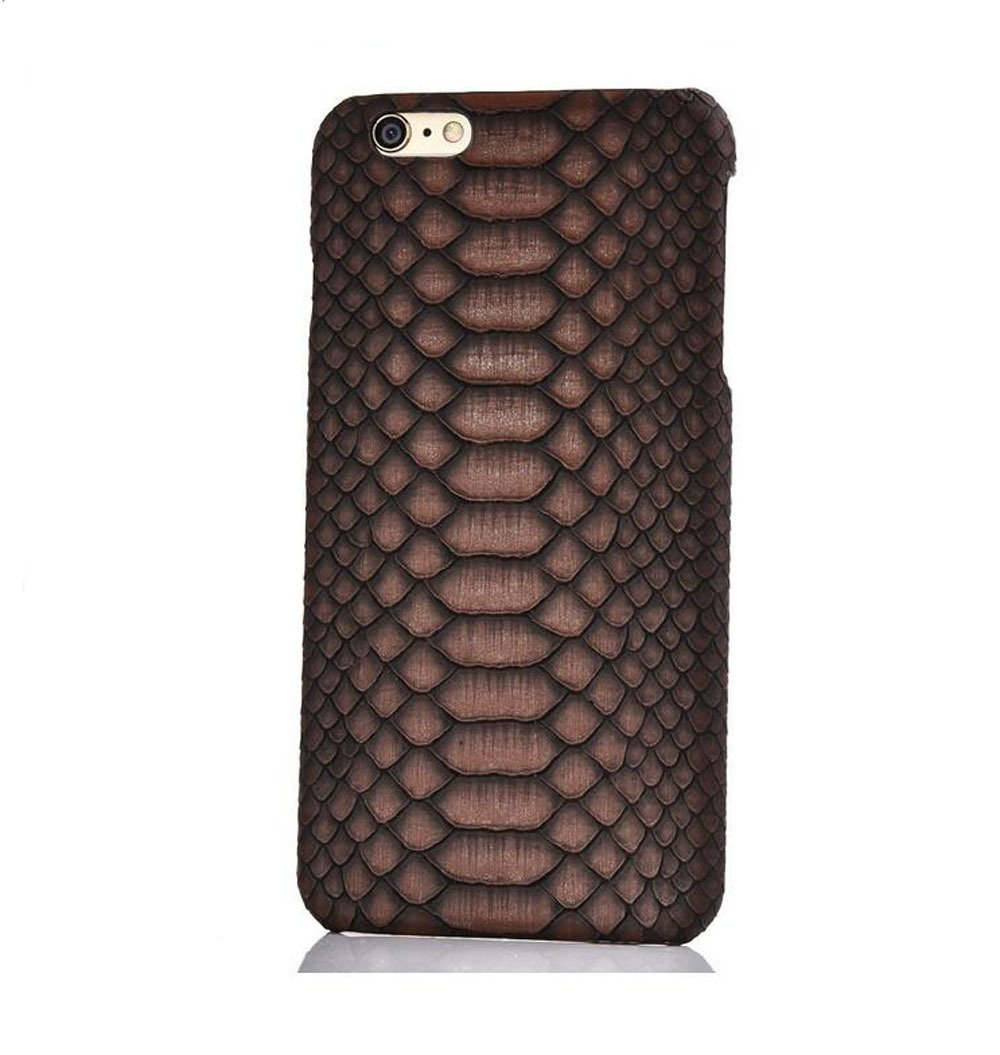 """Iphone 5S/6/6s/6 plus/6s plus Snake Case,Jesiya Anti-slip Slim Fit PU Leather Specialty Cover and Stylus (Snake Skin) for Iphone 5S/6/6s 4.7""""/6 plus/6s plus 5.5"""""""