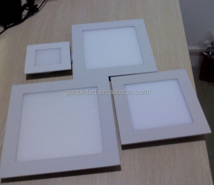 super bright dimmer flush mount 30x30 cm led panel light 18w