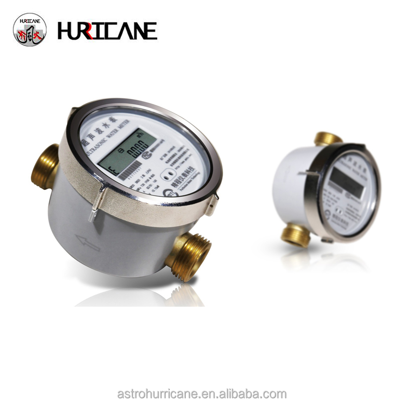 R250 LoRa wireless class c dry type water meter flow meter water