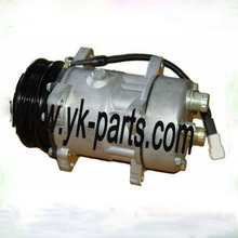 Auto AC compressors (7H15), application for PEUGEOT