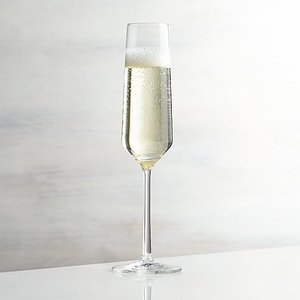 High Borosilicate Mouth Blown Single Wall Champagne Cocktail Glass Cup