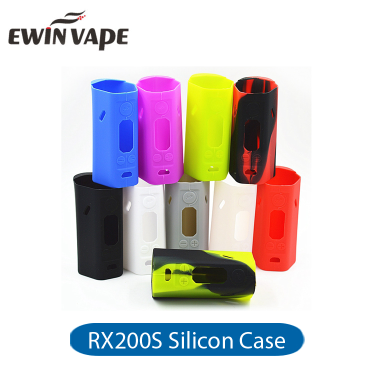 Wholesale Wismec Reuleaux RX200s Vape Mod Silicon Case Cover