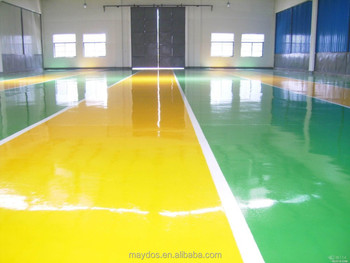 Maydos High Quality Basement Car Parking Floor Paint