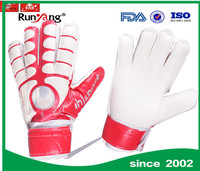 Professional running back gloves youth manufactured in China