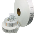 High Quality Labels Supplier Custom Print Instruction Clothing Nylon Wash Care Labels in Roll