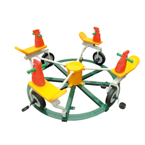 Hot Style outdoor merry go round for kids entertainment