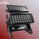 flick free led wall washer 72*12W dimmer strobe wash 72*12W outdoor event dj light