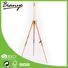 Gold Supplier wood easel stand BN-J84