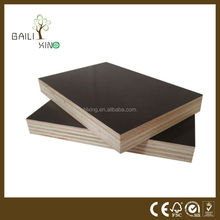 thin birch plywood 1220*2440mm Shuttering construction Plywood