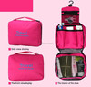 kite travel bag / tri-folded toiletry bag / young girl toiletry bag