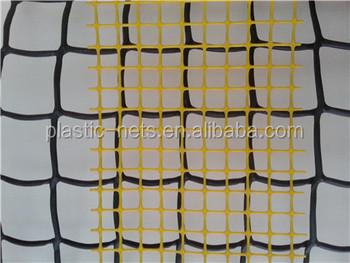 hdpe 1 5x30m square plastic mesh fencing home depot garden trellis