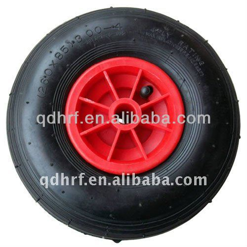 300-4 small rubber wheel for toy
