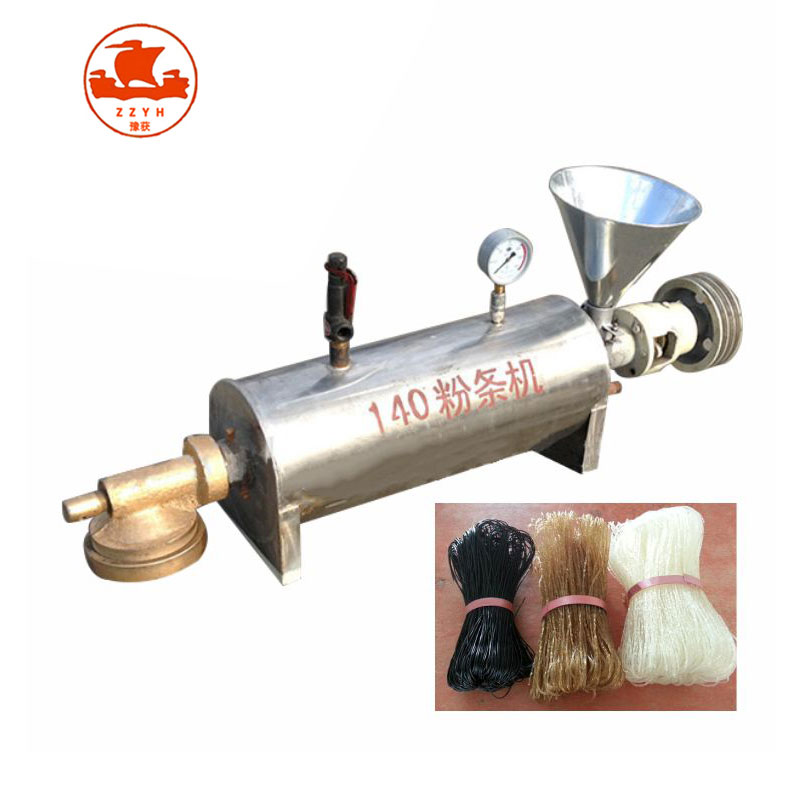 Commercial Type Rice Noodle Making Machine Automatic Vermicelli Making Machine Vermicelli Machine