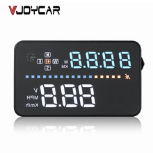 September Nieuwe Producten A3 3.5 ''OBD Interface Voorruit Projector Overspeed Alarm Rijden Afstand Auto Hud <span class=keywords><strong>GPS</strong></span> Snelheidsmeter
