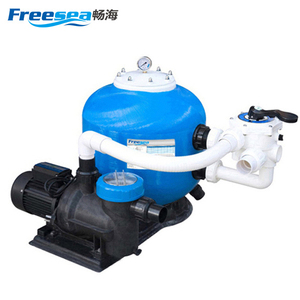 Swimming pool filtration unit sand filter equipment/ water treatment plant