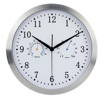 moderne quartz ronde en m tal horloge murale mouvement avec seiko mouvement buy paroi de. Black Bedroom Furniture Sets. Home Design Ideas